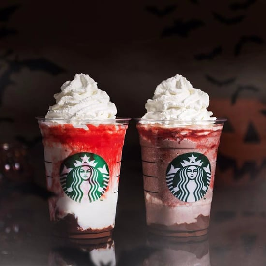 What Is the Starbucks Vampire Frappuccino?