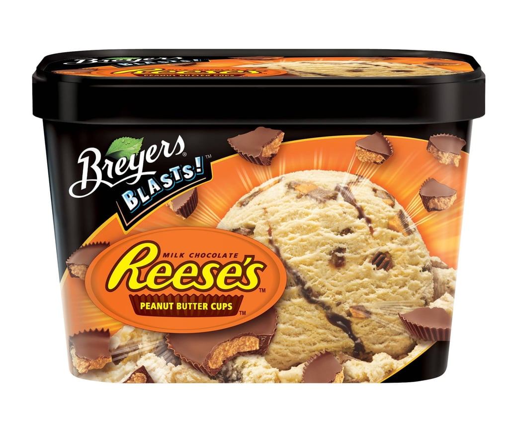 Breyers Blasts Reeses Peanut Butter Cup Ice Cream
