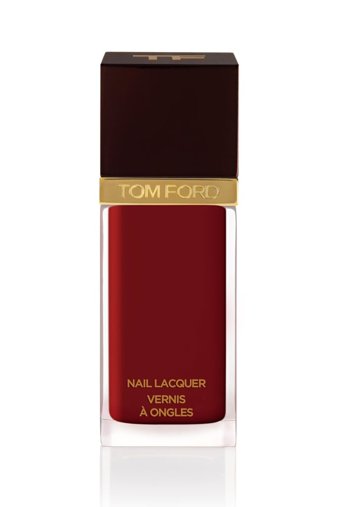 Tom Ford Nail Lacquer in Smoke Red