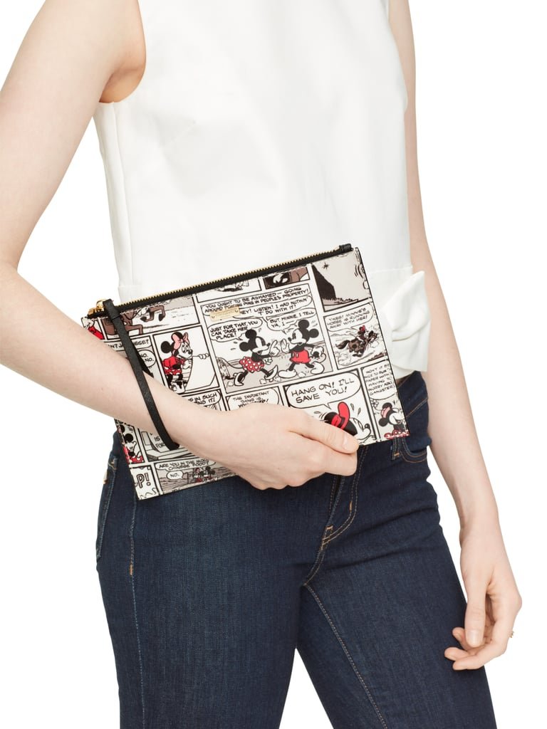 Kate Spade New York For Minnie Minnie Comic Medium Bella ($98)