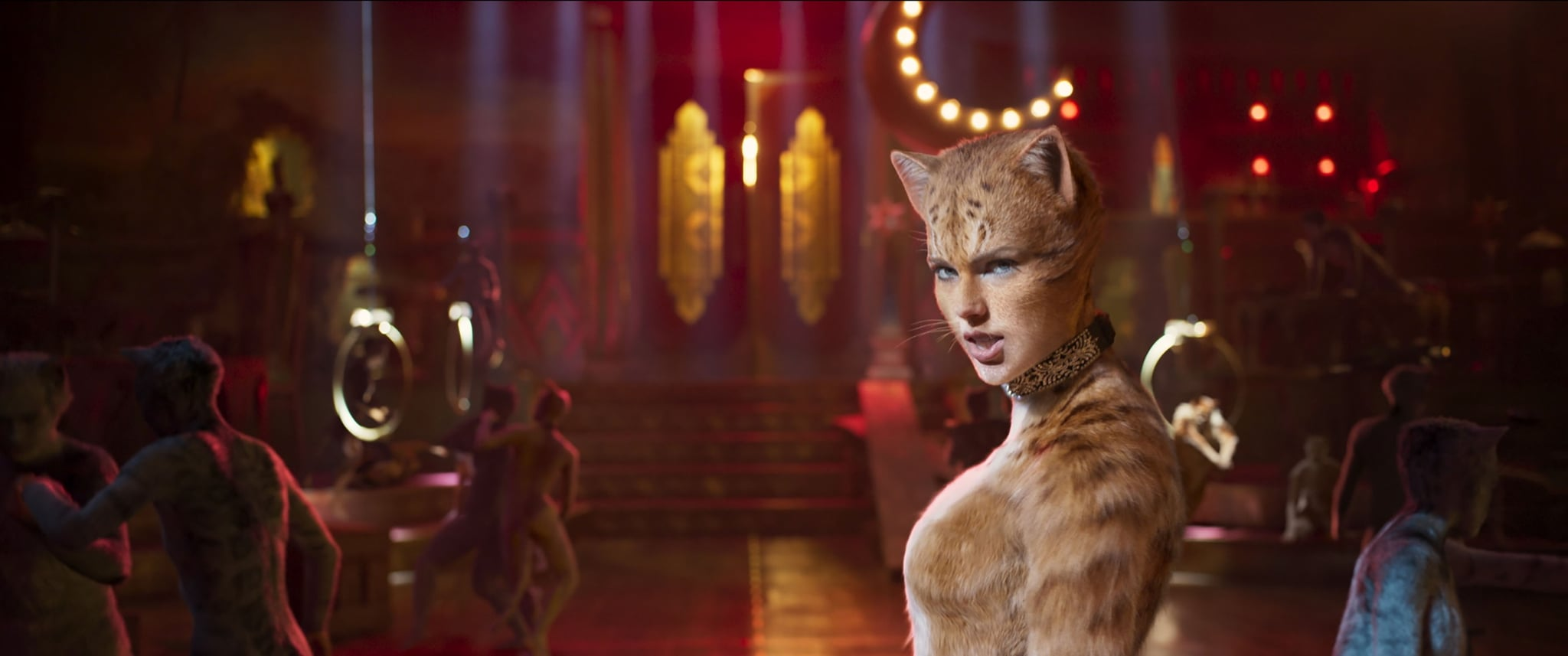 CATS, Taylor Swift as Bombalurina, 2019.  Universal Pictures / courtesy Everett Collection