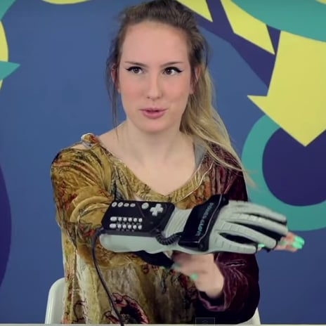 Teens React to Power Glove