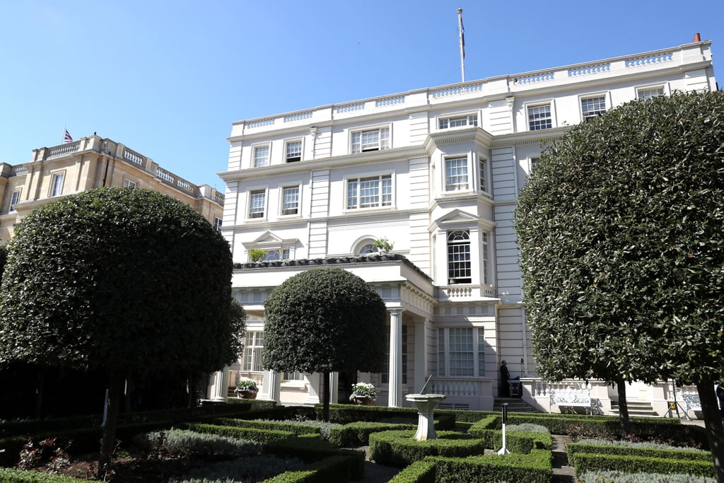 Where: Clarence House