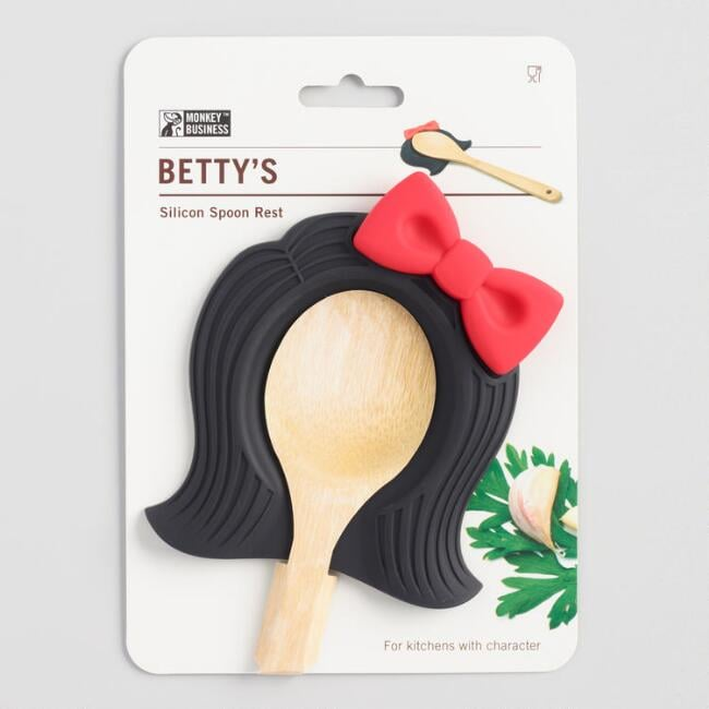Betty's Silicone Spoon Rest