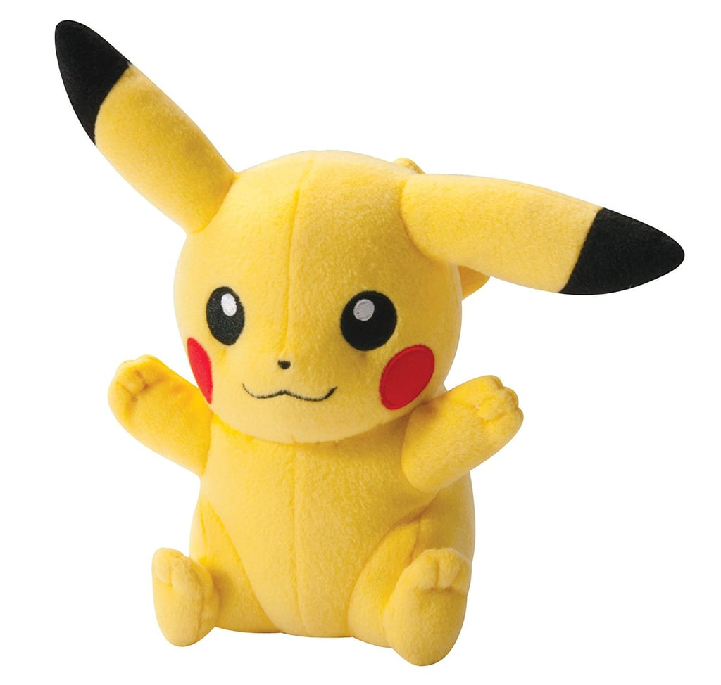 For 5-Year-Olds: Pikachu Plush