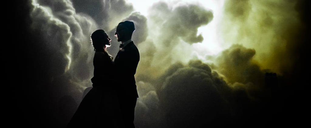 See Photos From This Couple's Kennedy Space Center Wedding