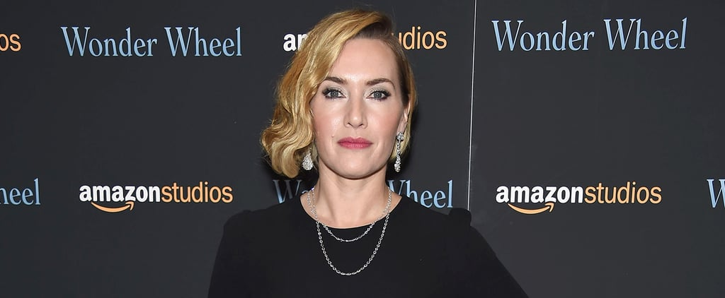 Watch Kate Winslet Talk About Daughter Mia Threapleton