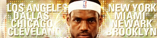 LeBron James Decision Live Stream Online