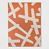 Tic Tac Toe Outdoor Rug