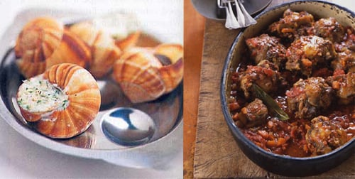 Would You Rather Eat Escargot Or Oxtails?