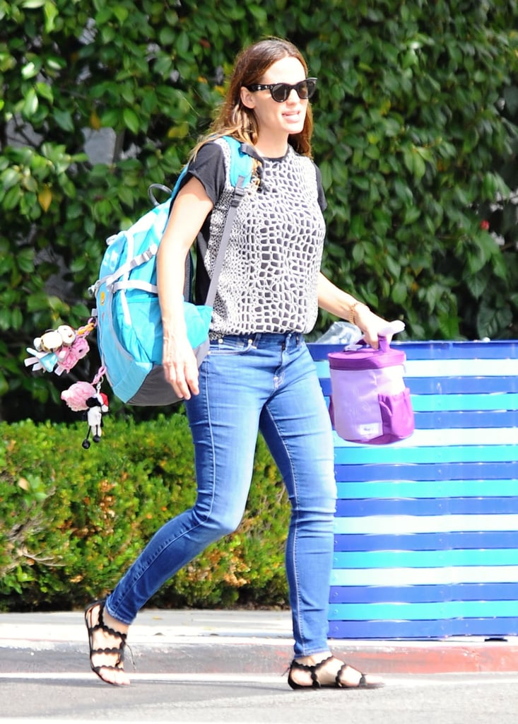 Jennifer Garner Out in LA September 2016