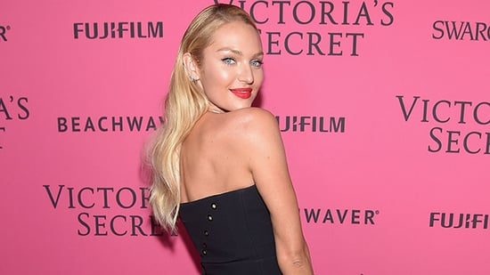 Candice Swanepoel Bares Her Baby Bump at 8 Months Pregnant -- See the Pic!