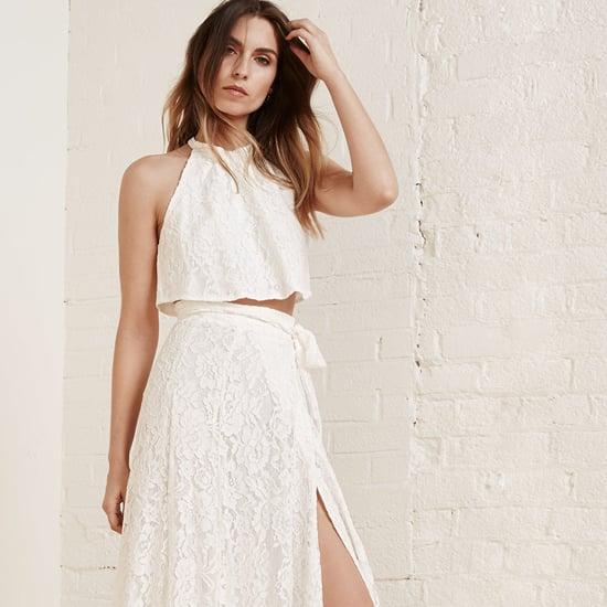 2fc1f0364c5 ASOS Bridal Scattered 3D Floral Flutter Sleeve Maxi Dress ( 292 ...