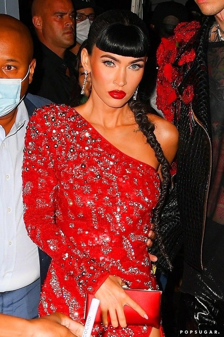 Megan Fox's Dundas x Revolve Dress at Met Gala Afterparty ...