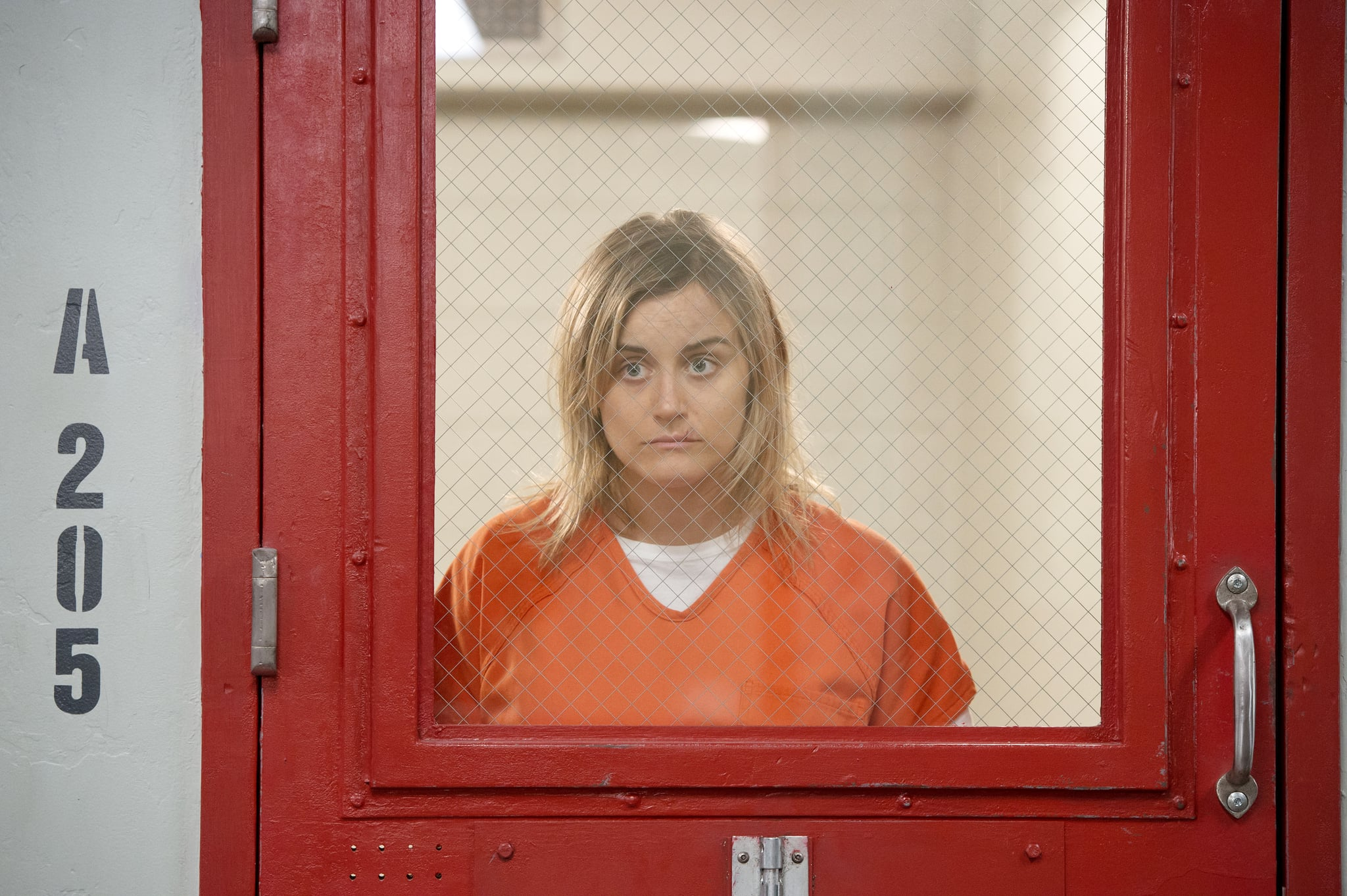 ORANGE IS THE NEW BLACK, Taylor Schilling, (Season 6, ep. 603, airs July 27, 2018). photo:JoJo Whilden / Netflix / courtesy Everett Collection
