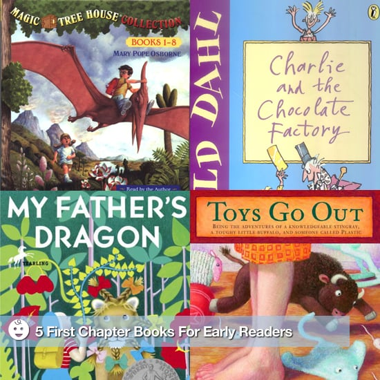 Toys Go Out First Chapter Books For Kids Popsugar Family Photo 6