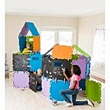 HearthSong Chalkboard Fantasy Fort Building Kit