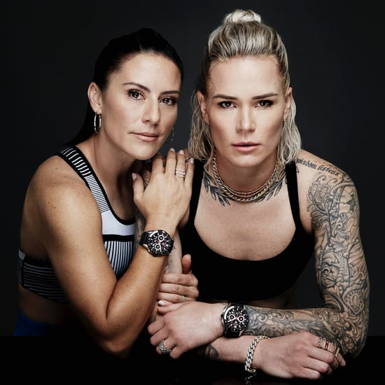 Ashlyn Harris and Ali Krieger Interview on Representation