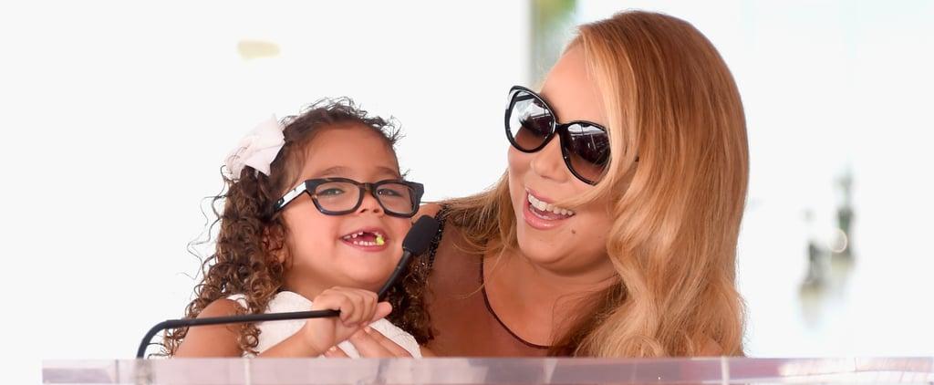 Mariah Carey Receives Star on Hollywood Walk of Fame