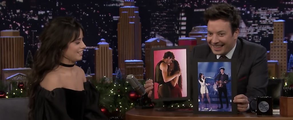 Camila Cabello Dishes on Dating Shawn Mendes on Tonight Show