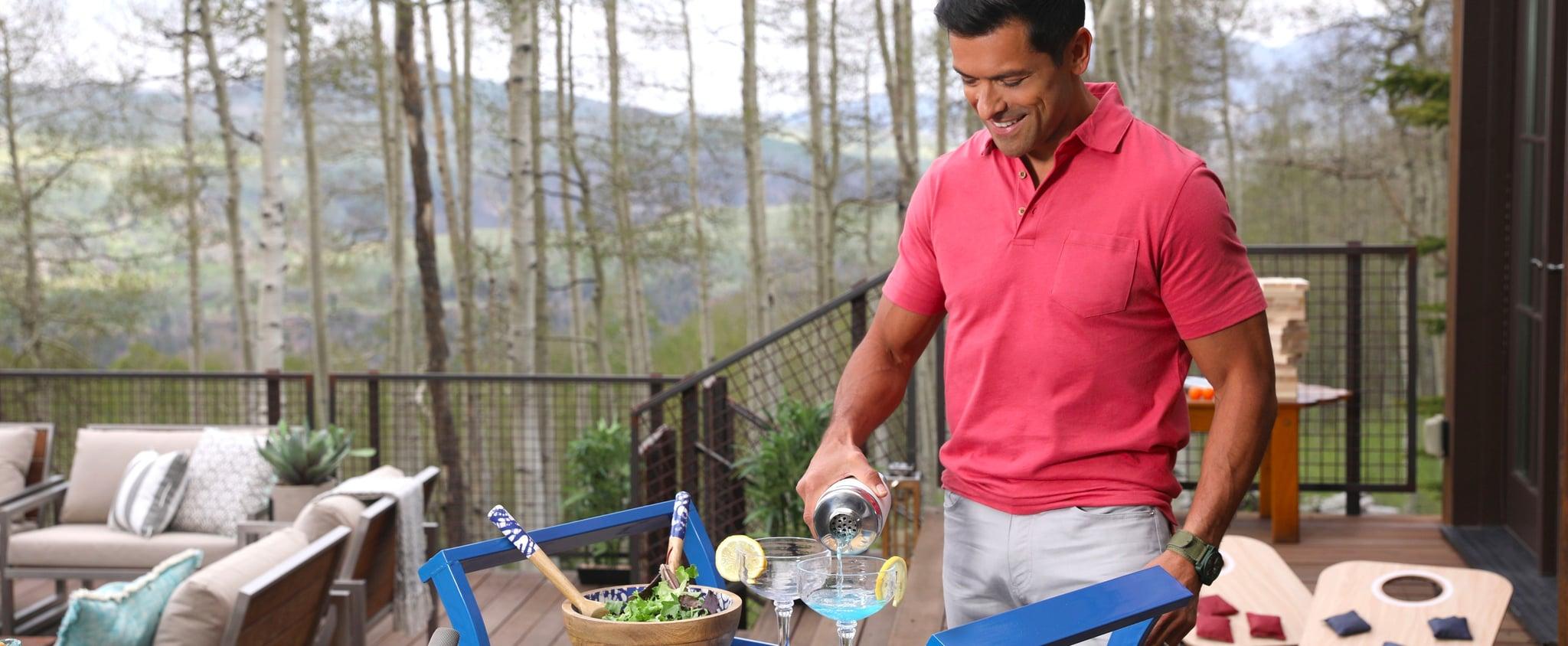 Mark Consuelos Shares His 4 Secrets to Entertaining Like a Celebrity
