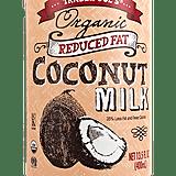 Organic Reduced Fat Coconut Milk ($1)