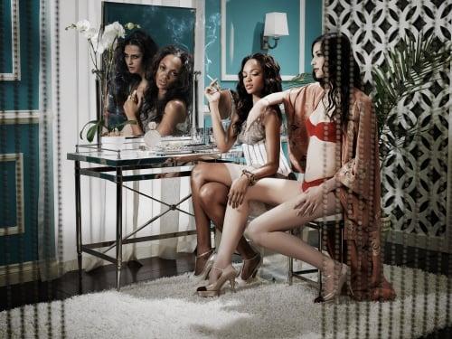"""America's Next Top Model"" Rundown: ""The Models Go Green"""