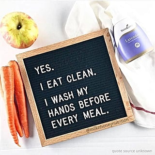 Funny Clean Eating Memes