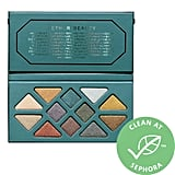 Aether Beauty Crystal Grid Gemstone Eye Shadow Palette