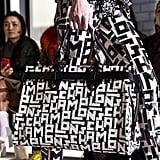 عرض أزياء علامة Longchamp لخريف 2019