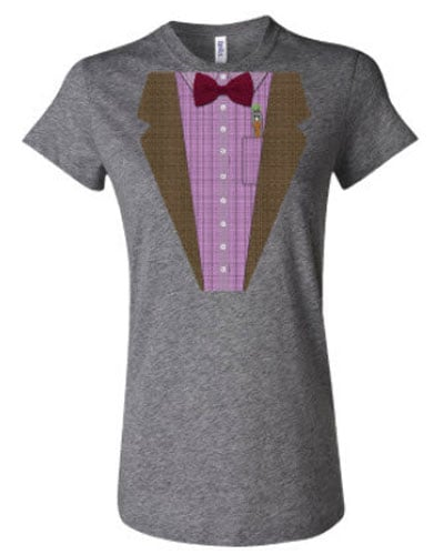 Eleventh Doctor T-Shirt ($22)