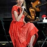 2012 — Taylor Swift