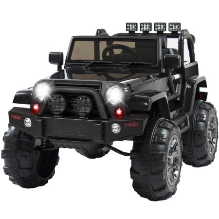 Ride-On Jeep With Remote Control