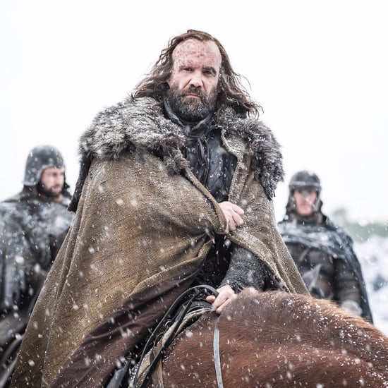 The Hound Jokes About Topknot on Game of Thrones