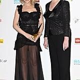 2011: Kylie Minogue and Julia Gillard