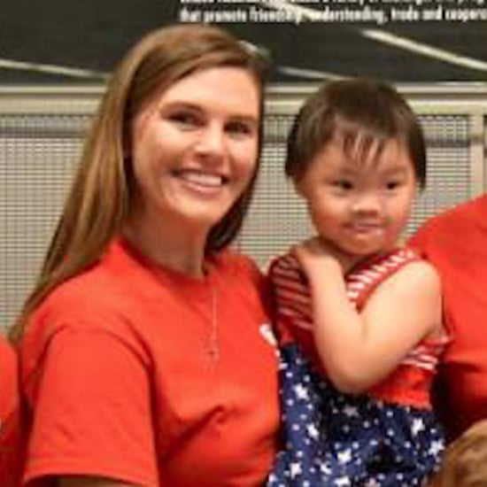 Family Adopts 6-Year-Old Girl With Down Syndrome From China