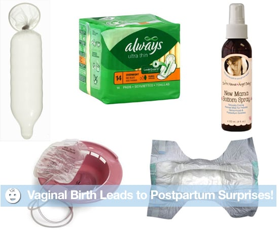 5 Items to Help With Postpartum Pain