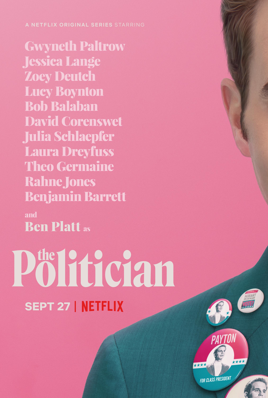 The Politician: Ryan Murphy's Dark Comedy Will Arrive on Netflix in September