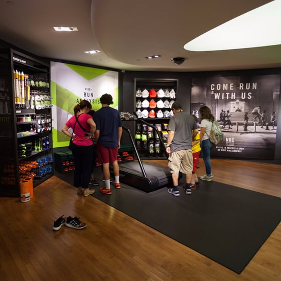 World's Largest Nike Store Dubai