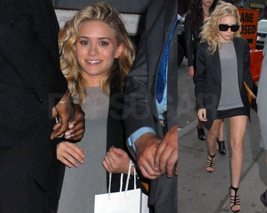 Photos of Ashley Olsen Who Is Dating Justin Bartha