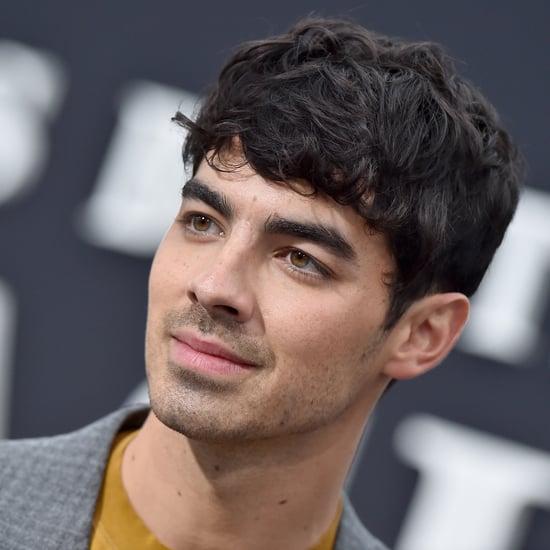 Joe Jonas Bleached His Hair Blond and Got a Buzz Cut