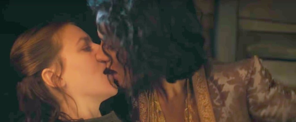 Yara and Ellaria Are Making Out in the New Game of Thrones Trailer, Y'all