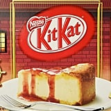 Japanese Kit Kat Strawberry Cheesecake