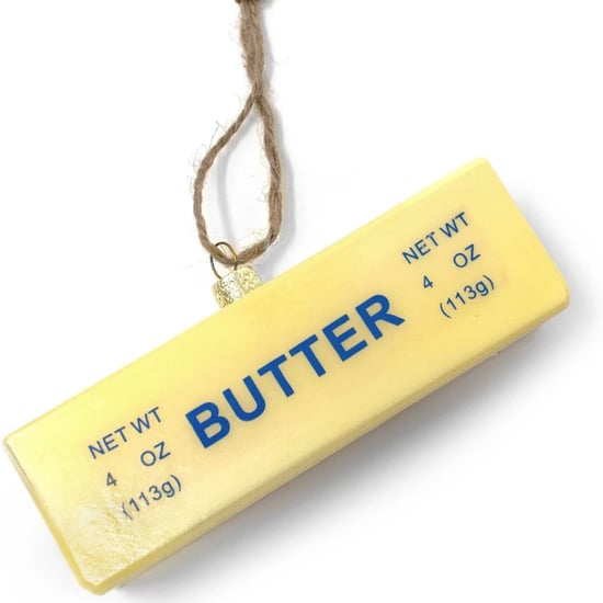 This Stick of Butter Christmas Tree Ornament Is So Realistic