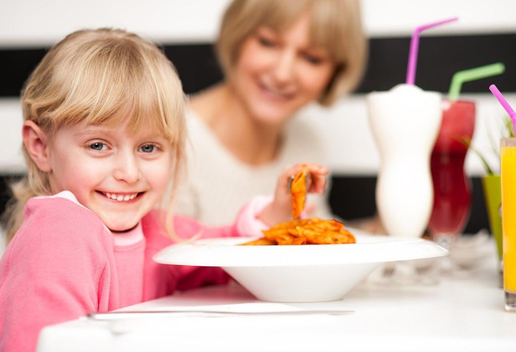 Eleven Restaurants Where Kids Eat For Free!