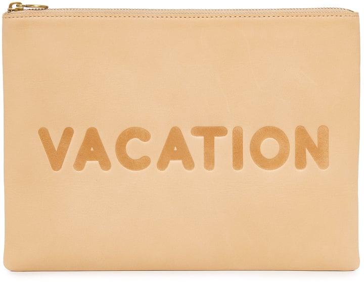 Madewell Vacation Pouch