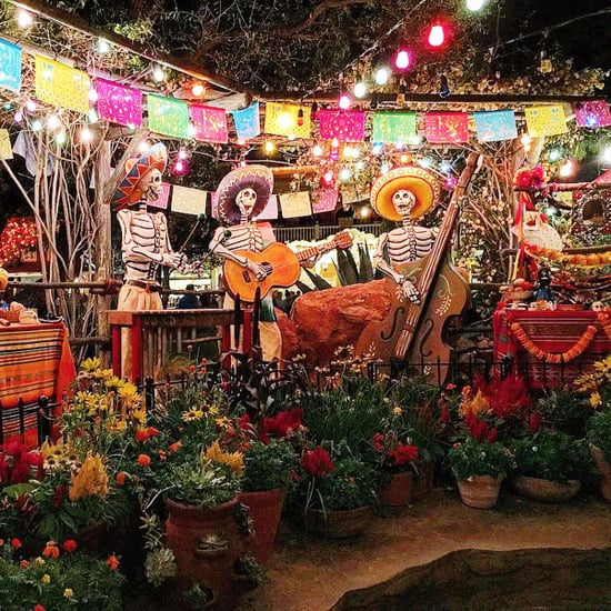 Day of the Dead Activities at Disneyland 2017