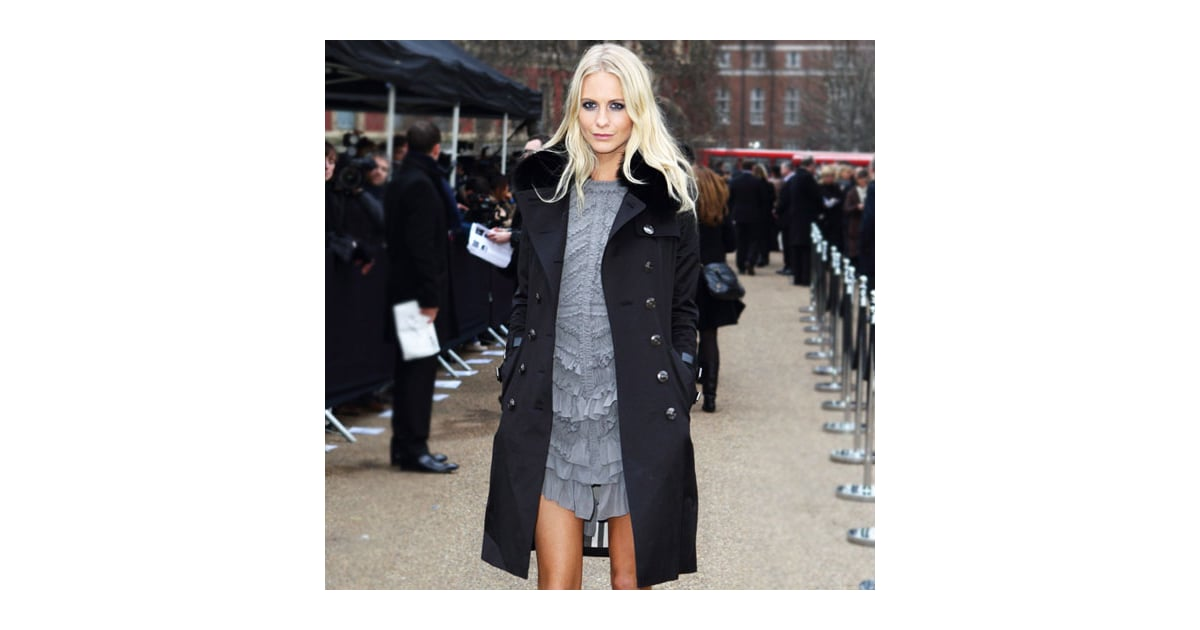 Best Trench Coats For Fall 2012