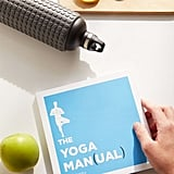 The Yoga Man(ual) + Water Bottle Roller Set Gift Bundle