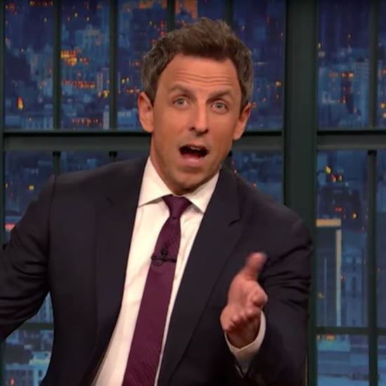 Seth Meyers on Donald Trump and the Opioid Epidemic